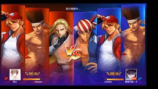 【GAME】The King Of Fighters Destiny Play CBT