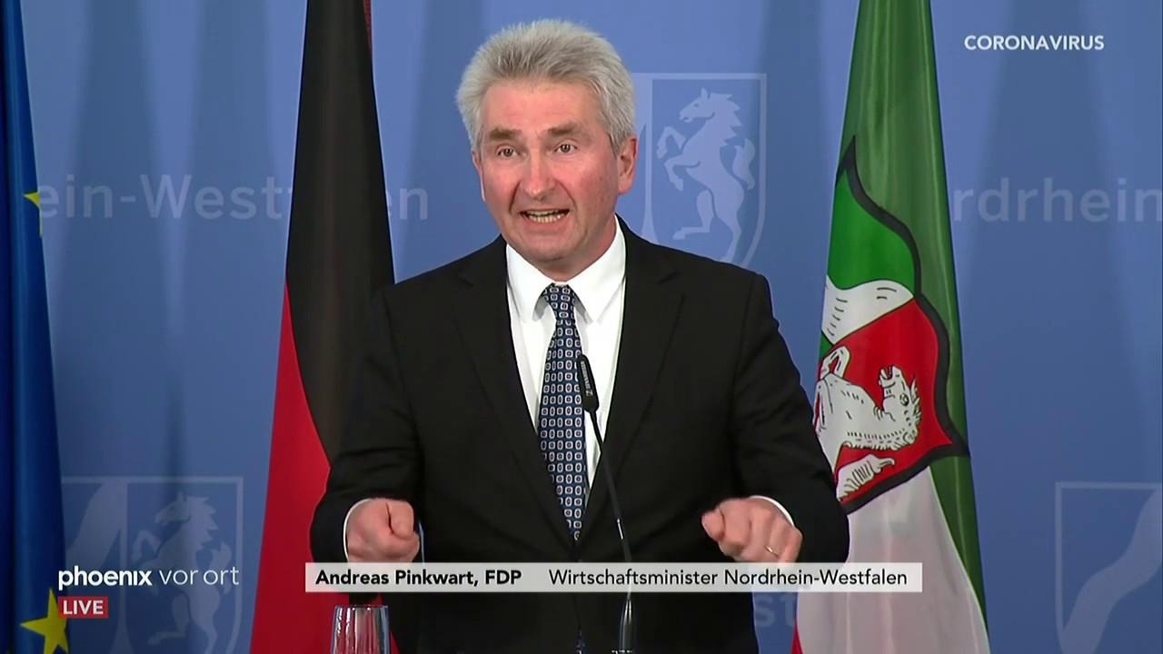 Pressekonferenz Nrw Live