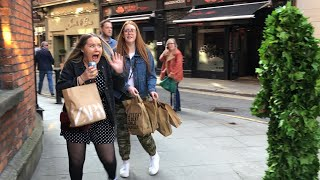 Bushman Prank with AMAZING and HILARIOUS Reactions
