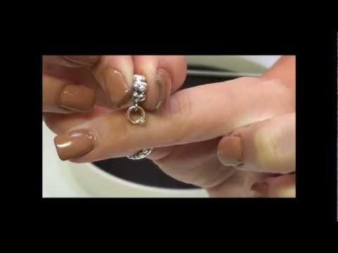 Stunning wedding rings Wedding rings charm pandora