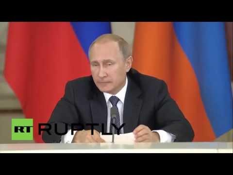 Russia: Putin touts expanding Eurasian Economic Union