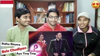 Reacting To: Ayu Ting Ting Feat Ridho Rhoma  Bole