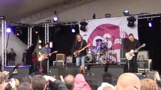 Boomtown Rats at Osfest 2011 - Mary of the 4th Form