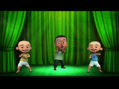 Upin Ipin Parody Baby Shark Chalange Dance Remix Lucu Keren Banget !!!