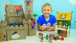 Конструктор Playmobil ПИРАТСКАЯ БУХТА 4796 - Игрушки для детей и Даник