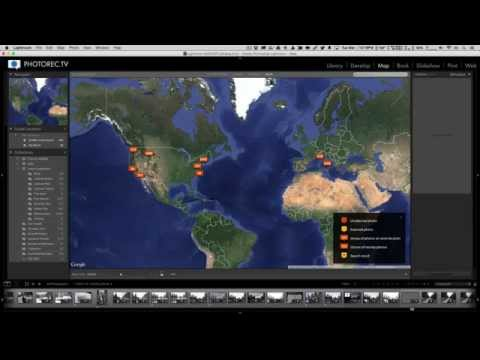 Geotagging with Lightroom- Manually Adding Location Data to your Photos