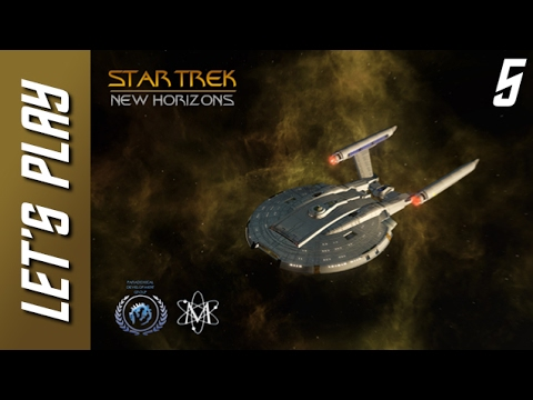 Let's Play Converted Stellaris - Star Trek: New Horizons – The Federation #5