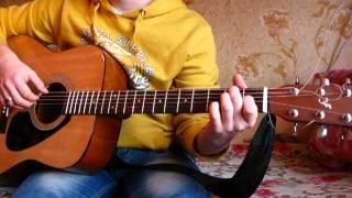 Led Zeppelin - Babe I'm Gonna Leave You (видеоурок)