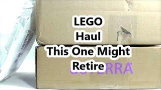 Lego Haul Nov 2016 #4 One for Investing
