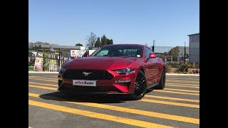 Review Ford Mustang 5.0 GT Fastback