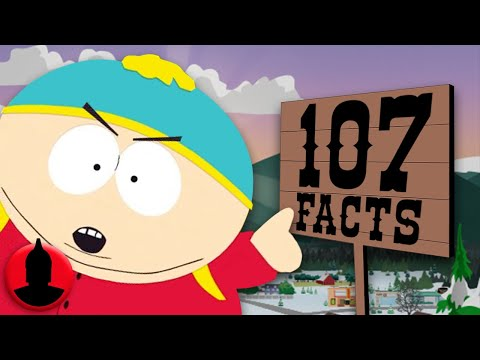 107 Cartman Facts You Should Know! 107 Facts S6 E14  Channel Frederator