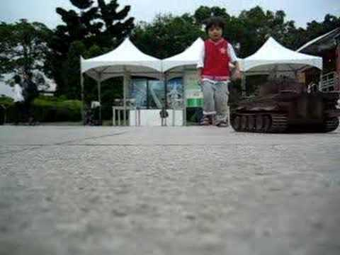 20060429 1st RC Tank meeting in Taichung 5