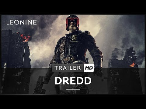 Dredd - 3D - Trailer (deutsch / german)
