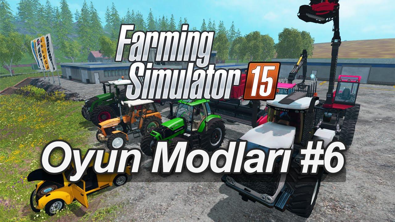 Farming Simulator 15 Oyun Modları #6