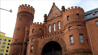 23rd Regiment Armory of National Guard, and now, Men