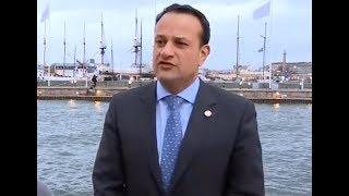 Irish PM Leo Varadkar: Britain asking for too much in Brexit negotiations