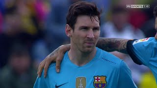 Lionel Messi vs Las Palmas (Away) 15-16 HD 720p - English Commentary