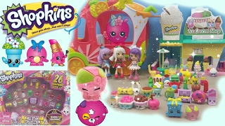 SHOPKINS SEASON 7.ALL STAR COLLECTION OF SHOPKINS, 26 SPECIAL EDITION SHOPKINS ,SHOPKINS COLLECTION,