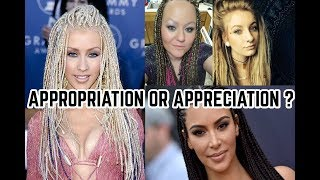 """Cultural Appropriation: """"White Girls Should NOT Wear Braids, Cornrows or Weave""""