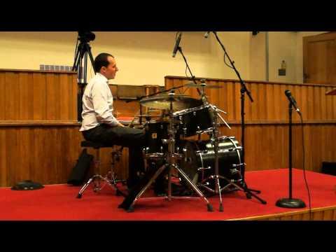 9. Praise & Worship Drum Beats: Fills 1