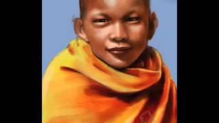 Head Studies - Monk