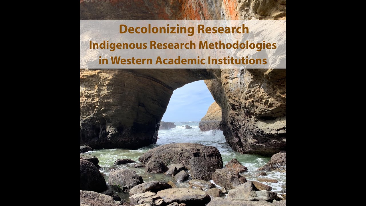 Missed the Decolonizing Research Panel? You can catch it on our YouTube Channel.
