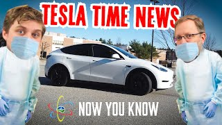 tesla Time News - Tesla Model 3 Track Mode v2 is Here!
