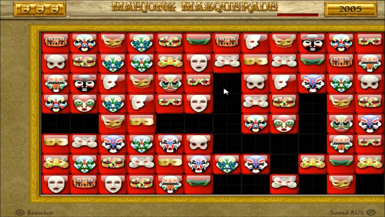 Mahjong Masquerade