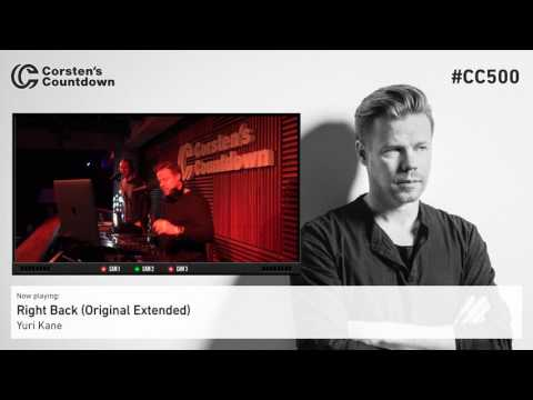 Corsten's Countdown 500 - Live from Annabel - Rotterdam - #CC500
