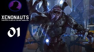 Let's Play Xenonauts - Part 1 - The Channel Making Game Returns!