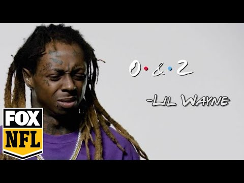 WATCH: Lil Wayne sing the Friends theme song - NFL edition