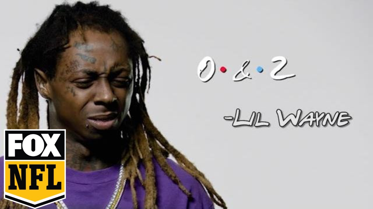 WATCH Lil Wayne Sing The Friends Theme Song NFL Edition