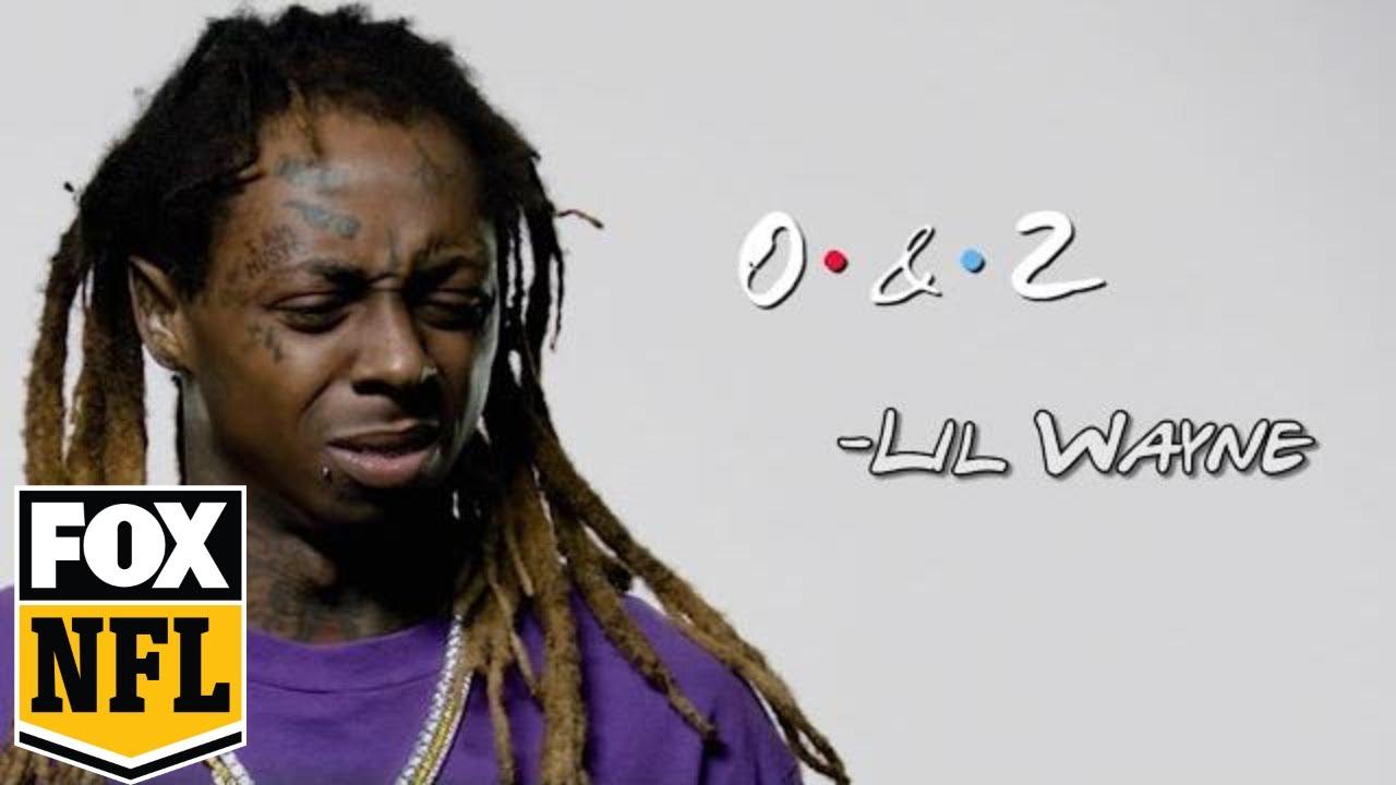 Lil Wayne Parodies 'Friends' Theme Song for NFL on Fox