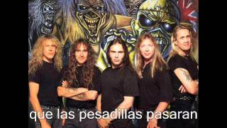 Iron Maiden - fortunes of war (subtitulada)