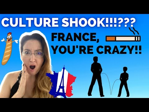 10 French culture shock moments | American living in France