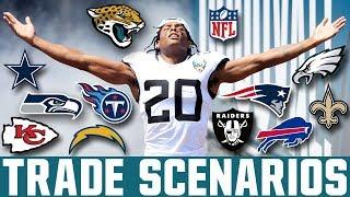 NFL Teams That Should Trade For JALEN RAMSEY Trade Rumors Scenarios Landing Spots