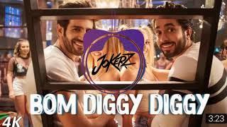Instrumental | Bom-Diggy-Diggy | Zack Knight | Jasmin Walia