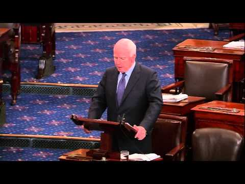 This Week in Washington: Senate Report on CIA Interrogation Practices, McCain Floor Speech