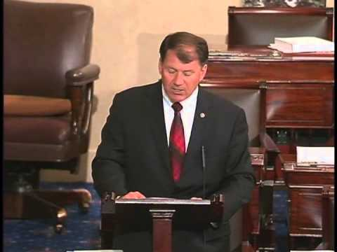 Sen. Mike Rounds Introduces Bill to Repeal Dodd-Frank Provision on Senate Floor