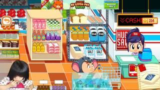 Gambar cover Marbel Belanja di Supermarket | android game | sangat menyenangkan