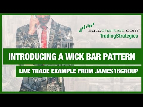 Introducing the Wick Bar Pattern | Forex live trade from James16Group