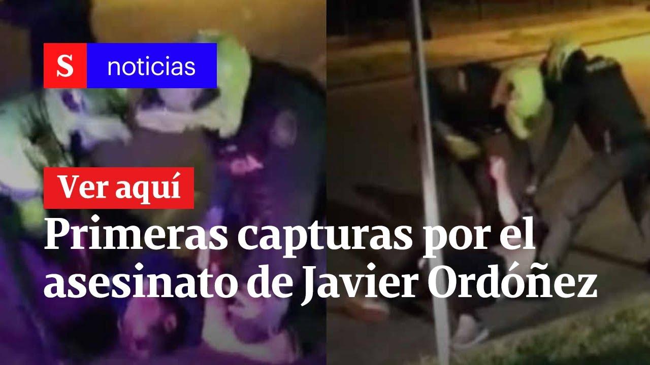 Primeras capturas por el asesinato de Javier Ordóñez | Semana Noticias