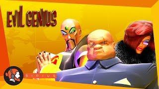 Evil Genius - Nem mai darab, de MUSZÁJ!