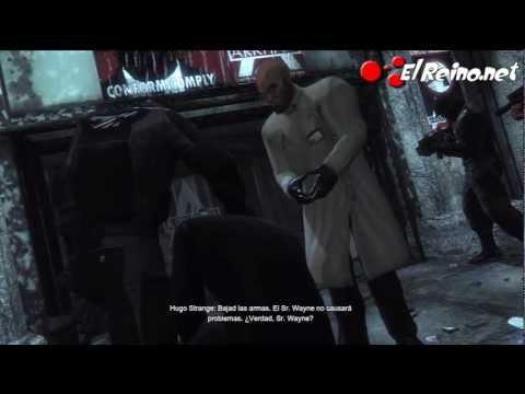 Análisis Batman: Arkham City - X360/PS3