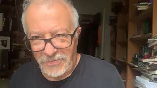 ANDREI CODRESCU --PIONEER VALLEY POETRY FESTIVAL READINGS FROM HOME