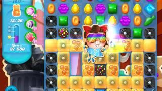 Candy Crush Soda Saga Level 1617 (nerfed)