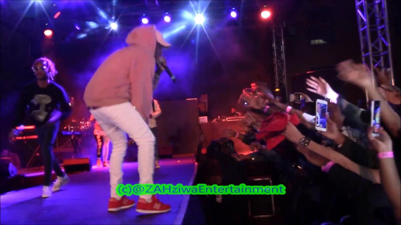 Download Gemini Major  &   Tellaman - Ragga Ragga, Bando,Lifestyle  Performances! #IvySonTour