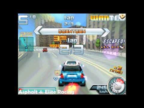 symbian 3d игры