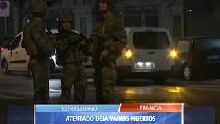 3 MUERTOS EN TIROTEO EN FRANCIA