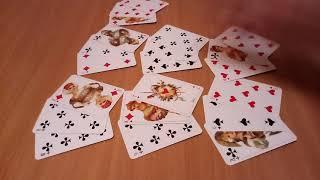 ♦БУБНОВЫЙ КОРОЛЬ,  цыганский, гадание онлайн на  игральных  картах,  ближайшее будущее